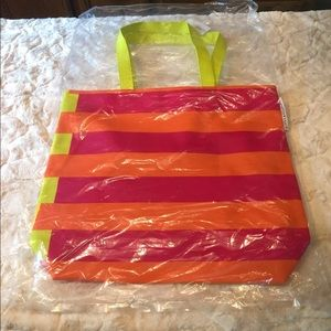 Clinique Tote Bag NWT